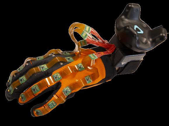 Revi VR Gloves система активной реабилитации верхних конечностей с помощью виртуальной реальности